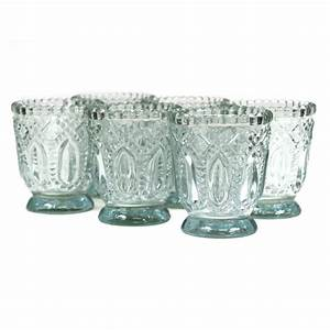 Koyal Wholesale Vintage Glass Candle Holder & Reviews