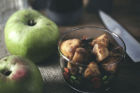 fall fruit  vegetable side dishes