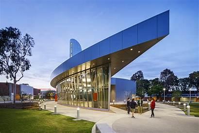 College Orange Coast Planetarium Project Magazine Architect