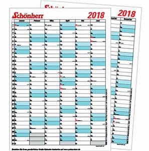 Kalender 2018 kostenlos downloaden