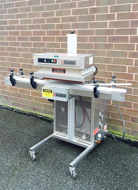 enercon induction sealer   sale