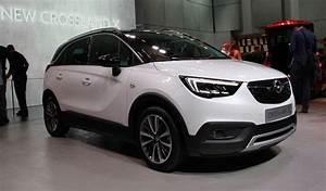 Avis Opel Crossland X : opel crossland x la crois e des chemins en direct du ~ Medecine-chirurgie-esthetiques.com Avis de Voitures