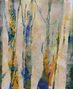 Joan Fullerton Paintings: Contemporary Abstract Landscape ...