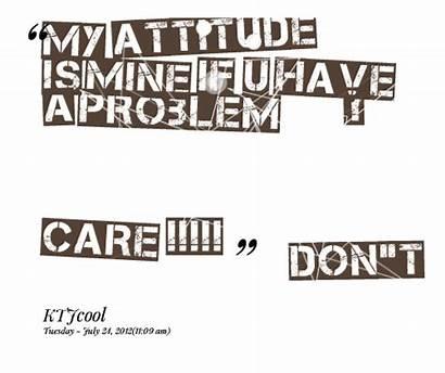 Attitude Problem Mine Don Soapbox Matters