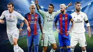 Ronaldo Messi Bale Neymar Ramos - skill and goals 2017 ...