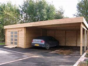 Construire Un Carport : construire un auvent de porte 18 prix carport bois ~ Premium-room.com Idées de Décoration