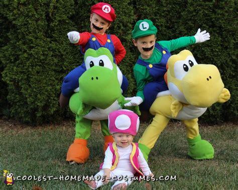 Mario Luigi Dog Costume Meningrey