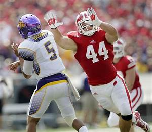 Badgers football: Chris Borland continues to amaze during ...