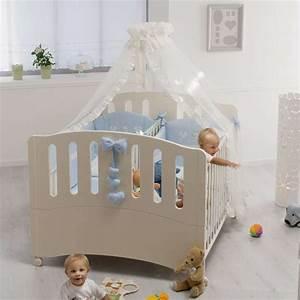 Doppelbett Für Kinder : babybett f r zwillinge neu doppelbett gemini azzurra ~ Lateststills.com Haus und Dekorationen