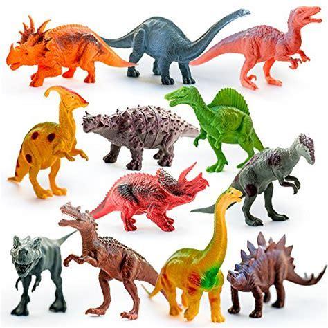 Kids Imaginative Dinosaurs Small & Large Plastic Assorted