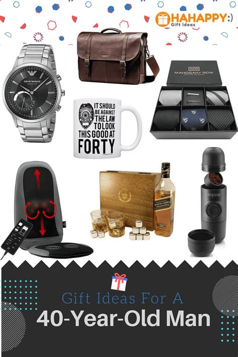 best gifts for 70 year old man for christmas 18 great gift ideas for a 40 year hahappy gift ideas