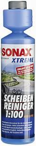 Sonax Xtreme Scheibenreiniger Sommer : sonax 271141 xtreme scheiben reiniger 1 100 nanopro 250ml ~ Kayakingforconservation.com Haus und Dekorationen