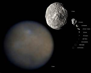 Across The Universe: Here's Ceres Compared to All the ...