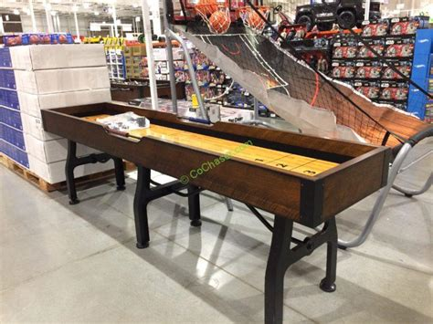 well universal shuffleboard table sports fitness page 3 costcochaser