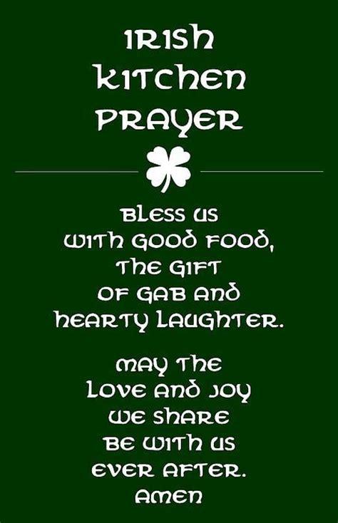 irish kitchen prayer pictures   images