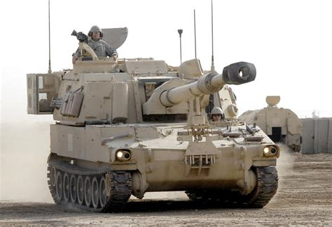 spa mm  propelled artillery united states