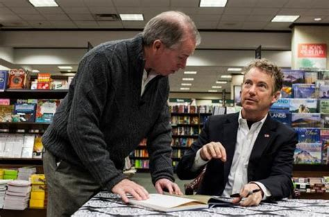 barnes and noble bowling green ky rand paul files for senate race despite presidential