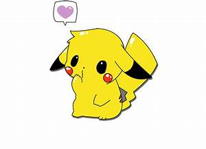 Chibi Pikachu Couple | www.imgkid.com - The Image Kid Has It!