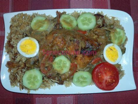 cuisine s 233 n 233 galaise recette du thiebou yapp aux vermicelle