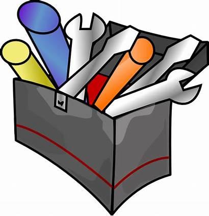 Tool Box Clip Tools Clipart Toolbox Vector