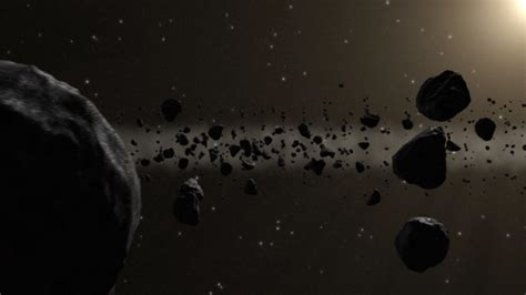 asteroid field  jiehu videohive