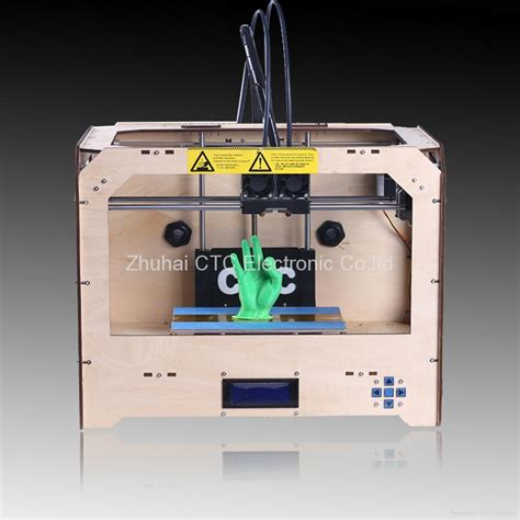 3d Printer With Dualextruder 3d Drucker Ctc Jupiter