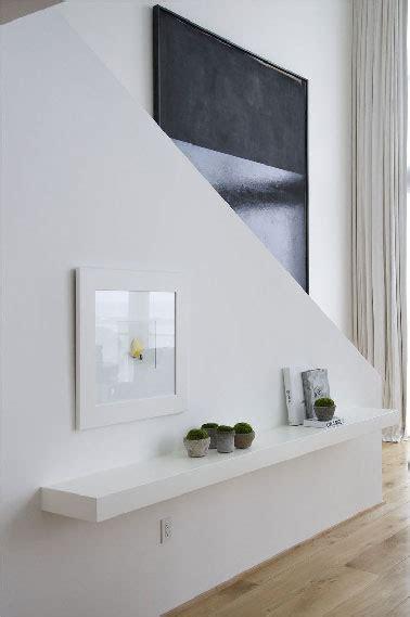 Decoration De Couloir Avec Escalier D 233 Co Couloir Peinture Et Couleur Des Id 233 Es D Am 233 Nagement
