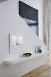 deco couloir d39entree avec escalier design With marvelous deco pour jardin exterieur 12 deco peinture couloir entree