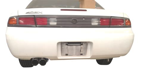 Isr Mb Se Type -e Dual Tip Exhaust