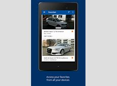 AutoScout24 Switzerland – Find your new car Android Apps