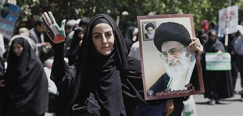 News Iran by Fragile Lives On The Streets Of Valencia Fair Observer
