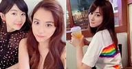 福原愛大姑美到轟動日本 39歲甜美出道