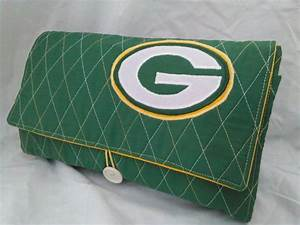 Green Bay Packers Travel Changing Pad Clutch Makes a Great ...