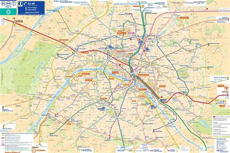 peta kota peta kota paris paris map