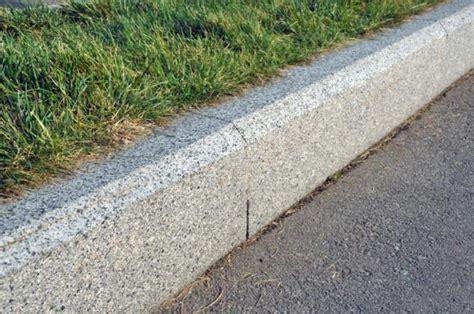 granite curbs frangranit