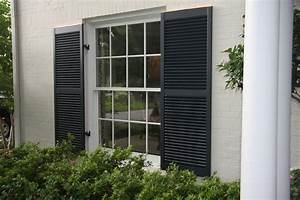 Wooden Shutters Exterior Large Home Ideas Collection
