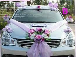 decoration voiture des mari 233 e zenmariage