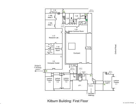 Floorplans (school Of Computer Science