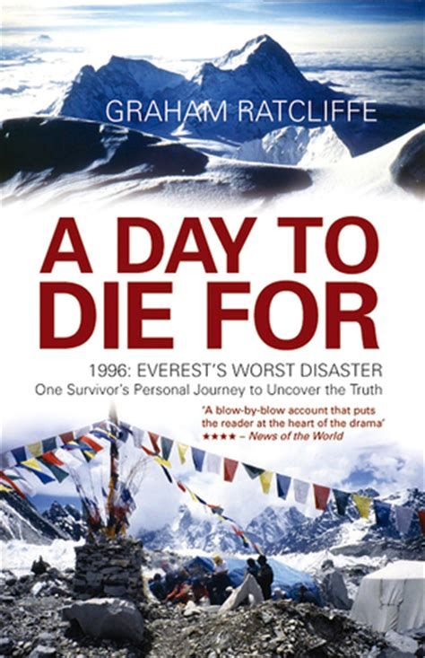 day  die   everests worst disaster