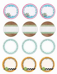 7 best images of printable jar label templates free With downloadable labels for jars