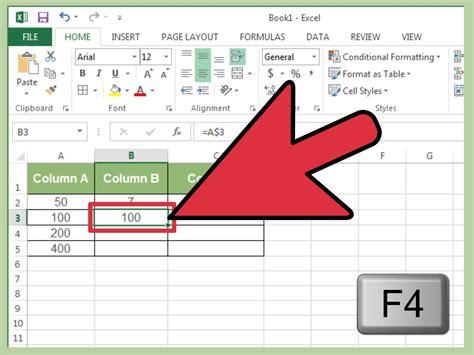 ways  copy formulas  excel wikihow