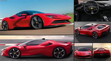 The car shares its name with the sf90 formula one car with sf90 standing for the 90th anniversary of the scuderia ferrari racing team and. Ferrari SF90 Stradale (2020) - pictures, information & specs
