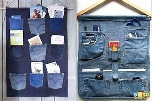 Que Faire Avec Des Vieux Jeans : faire un vide poche en jean des id es des mod les ~ Melissatoandfro.com Idées de Décoration