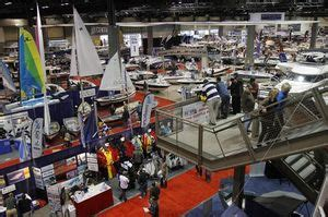 Seattle Boat Show Attendance by Seattle Boat Show Drops Anchor Starting Friday In Seattle