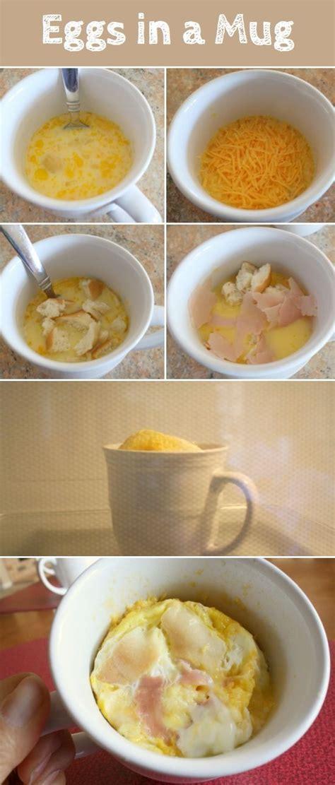 in a mug recipes eggs in a mug recipe by photo