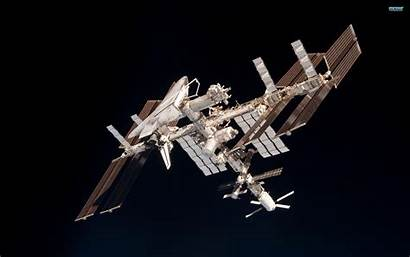 Space Station International Iss Background Wallpapers Cave