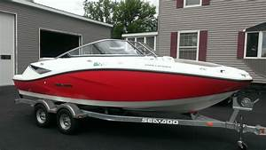 Mint Condition 21ft Supercharged Boat With Sirius 2012 For