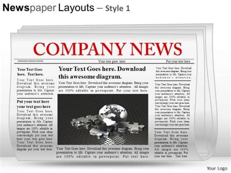 newspaper template powerpoint search results for newspaper template microsoft word calendar 2015