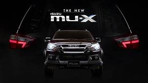 The New Isuzu Mu-x 2017