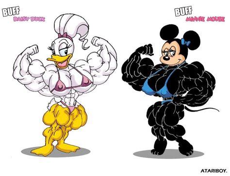 Minnie Mouse Daisy Duck Deviantart